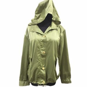 Michael Kors Basics Packable Windbreaker Jacket